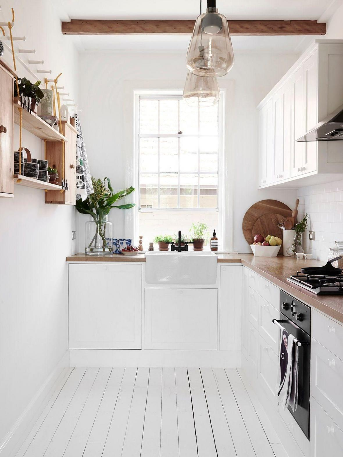 دکوراسیون آشپزخانه کوچک؛ هر چیزی راهی داره!