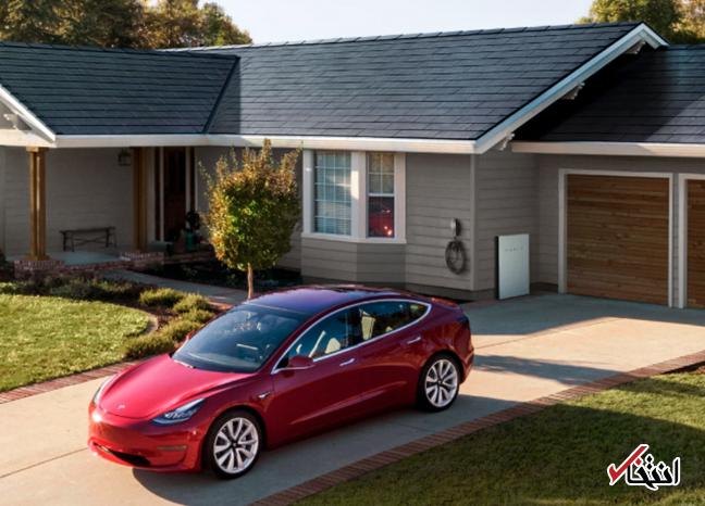 جدیدترین نسخه از سقف خورشیدی تسلا در راه است ، ثبت رکورد 1 هزار نصب تا ماه آینده میلادی