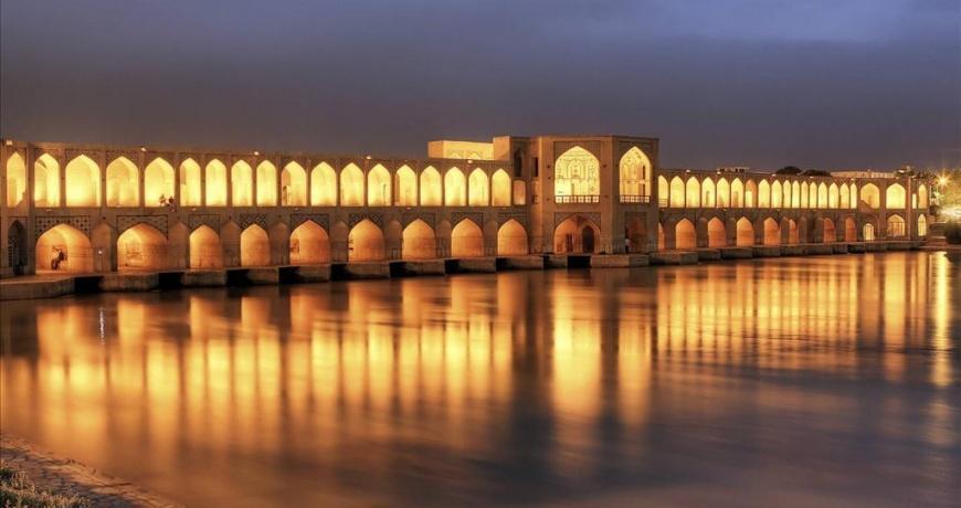 سی و سه پل اصفهان ، شاهکاری در شهر معماری ها