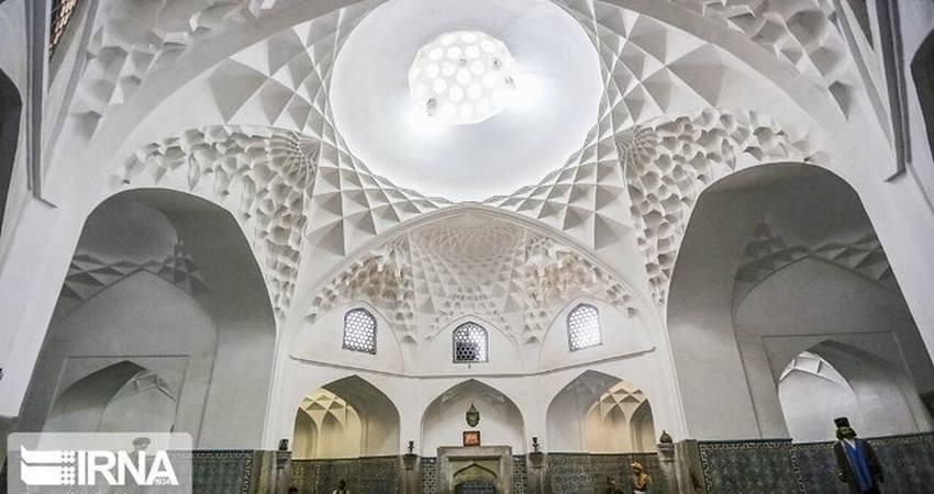 آشنایی با معماری حمام گنجعلیخان کرمان