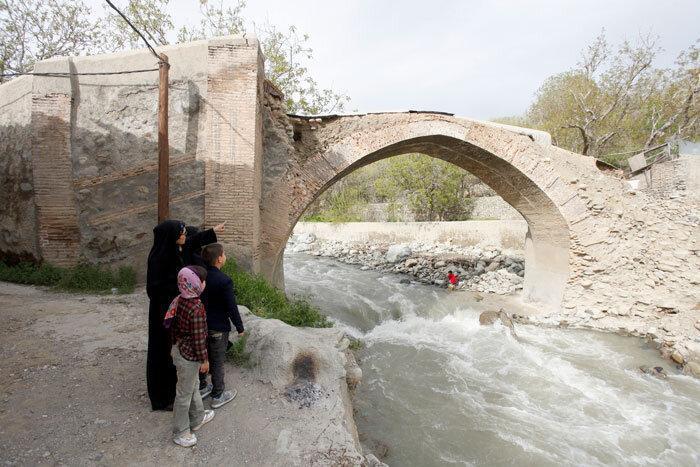 پل تاریخی کن درانتظار بازسازی