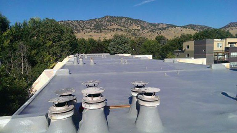 آشنایی با انواع سیستم های پوششی جهت بازسازی پشت بام