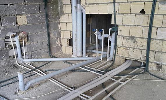 آشنایی با بازسازی لوله کشی ساختمان