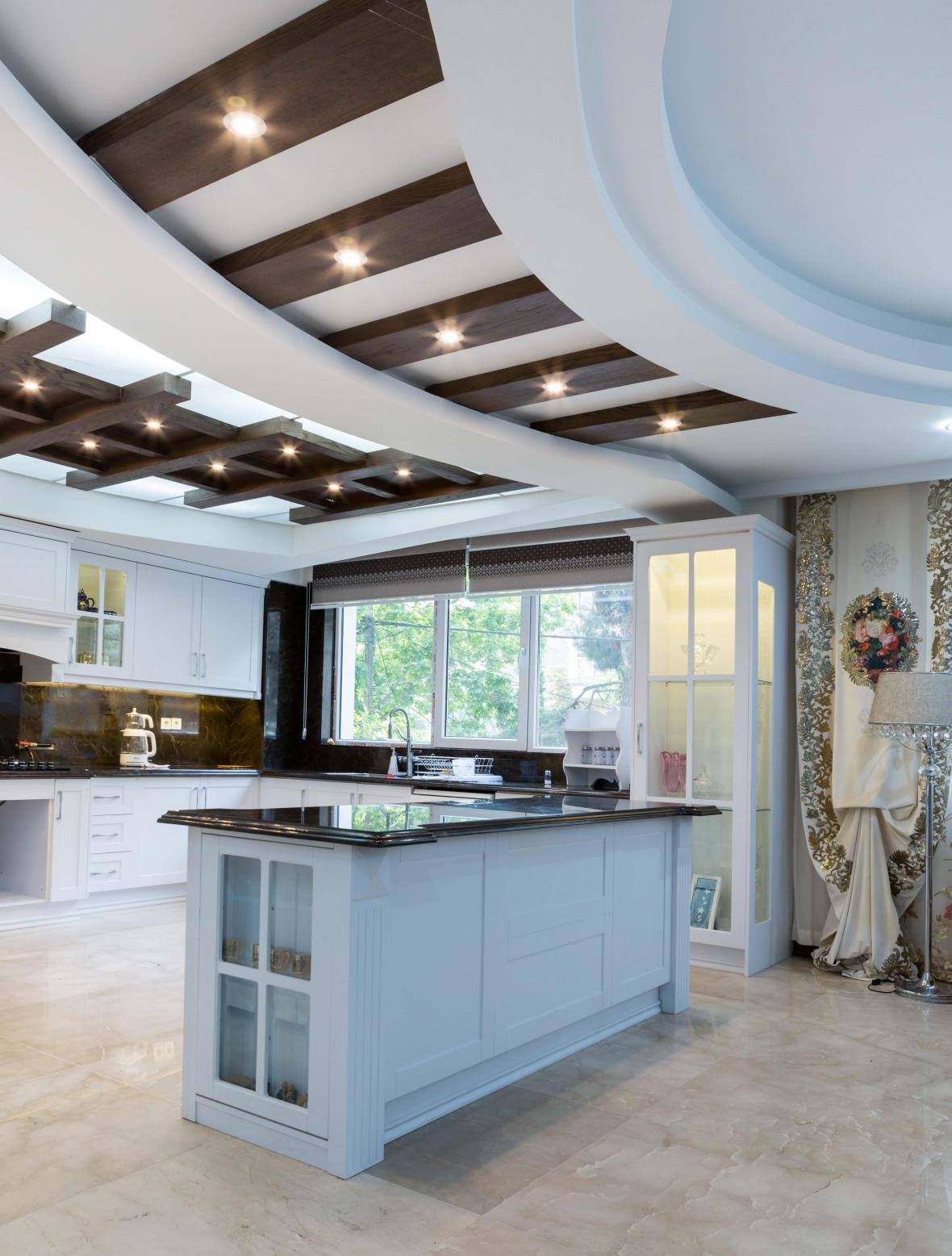 بازسازی آشپزخانه چه مراحلی دارد؟