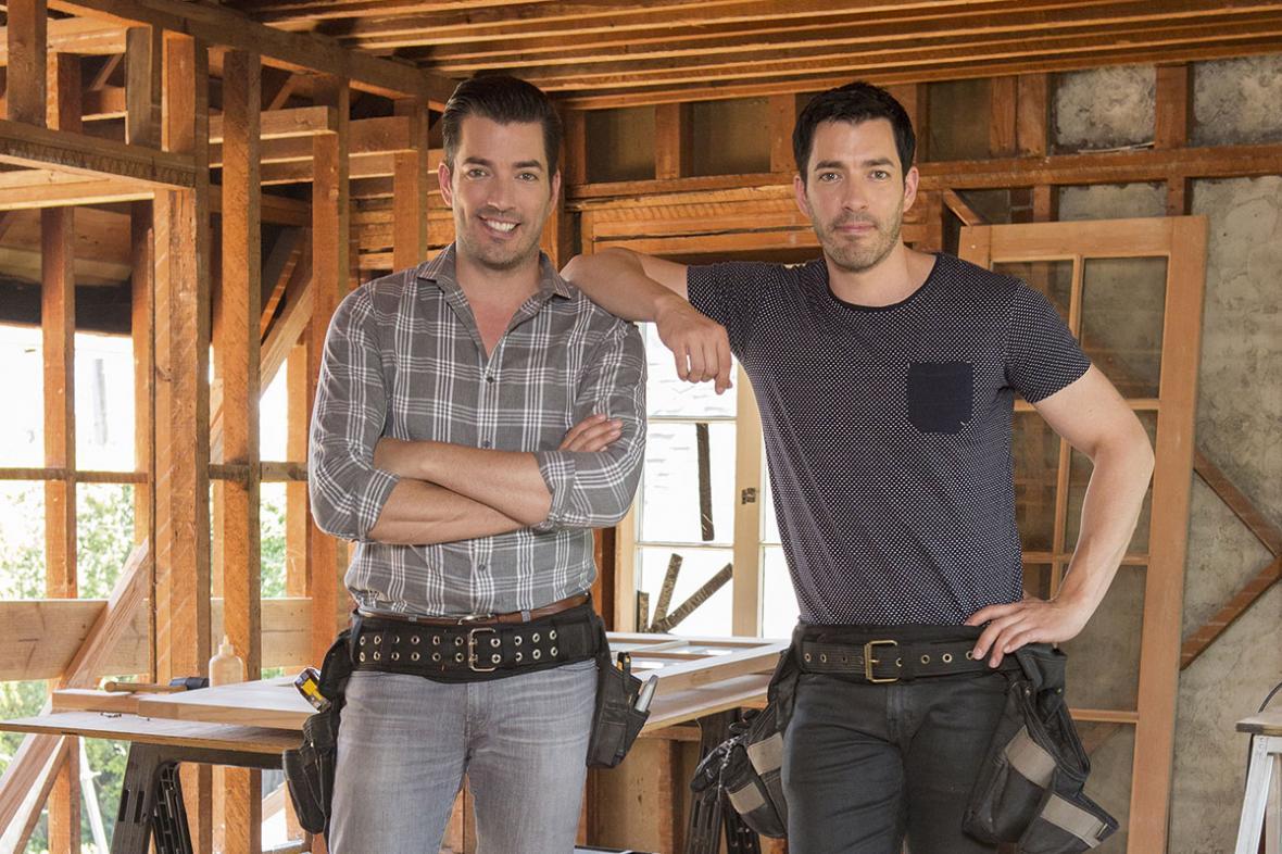 برادران اسکات در مورد بازسازی خانه می گویند