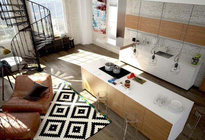 بازسازی آپارتمان کوچک را چطور انجام دهیم؟