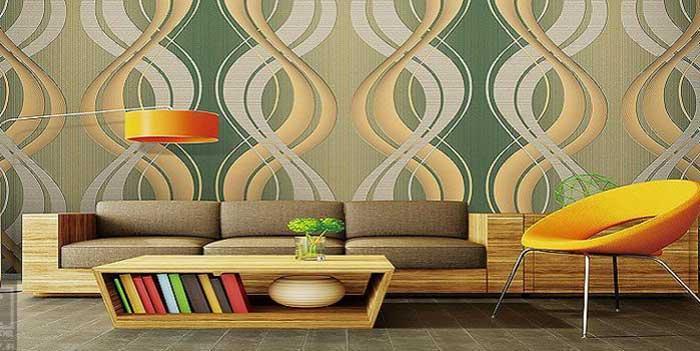 برای دیوار خانه رنگ بهتر است یا کاغذ دیواری؟