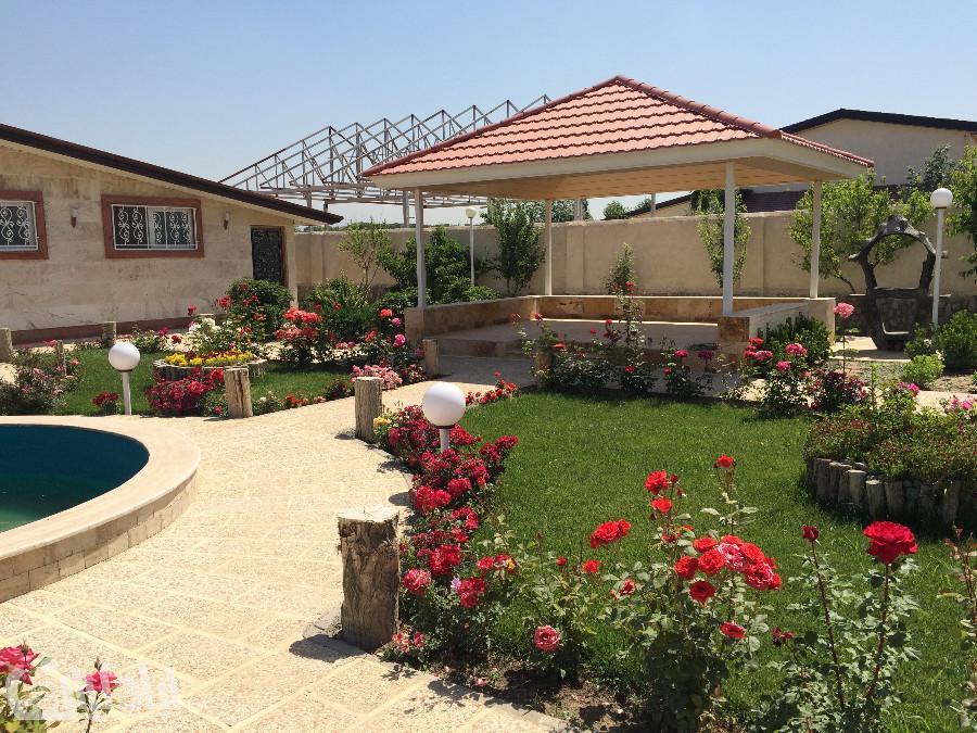محوطه سازی و طراحی باغ
