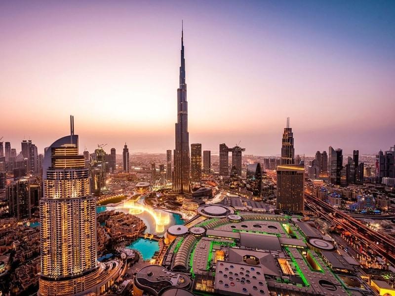 سفر به نمایشگاه ساختمان big5 دبی
