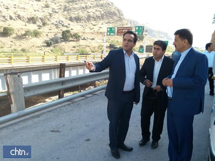 هفتمین مرحله مرمت و بازسازی پل تاریخی بریم باشت انجام می گردد