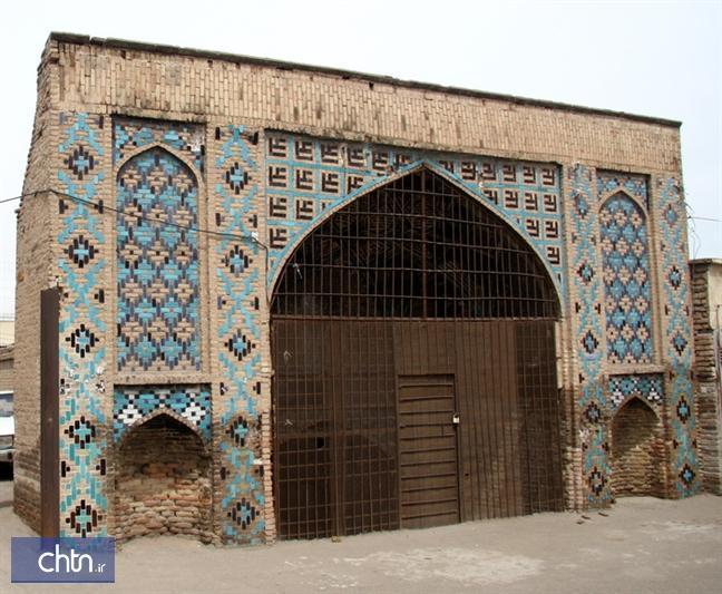 شروع مرحله جدید بازسازی آب انبار سردار قزوین