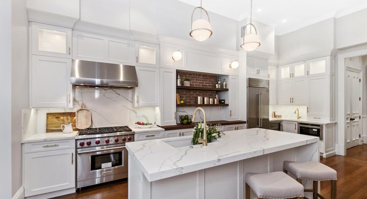 طراحی آشپزخانه لوکس و مدرن