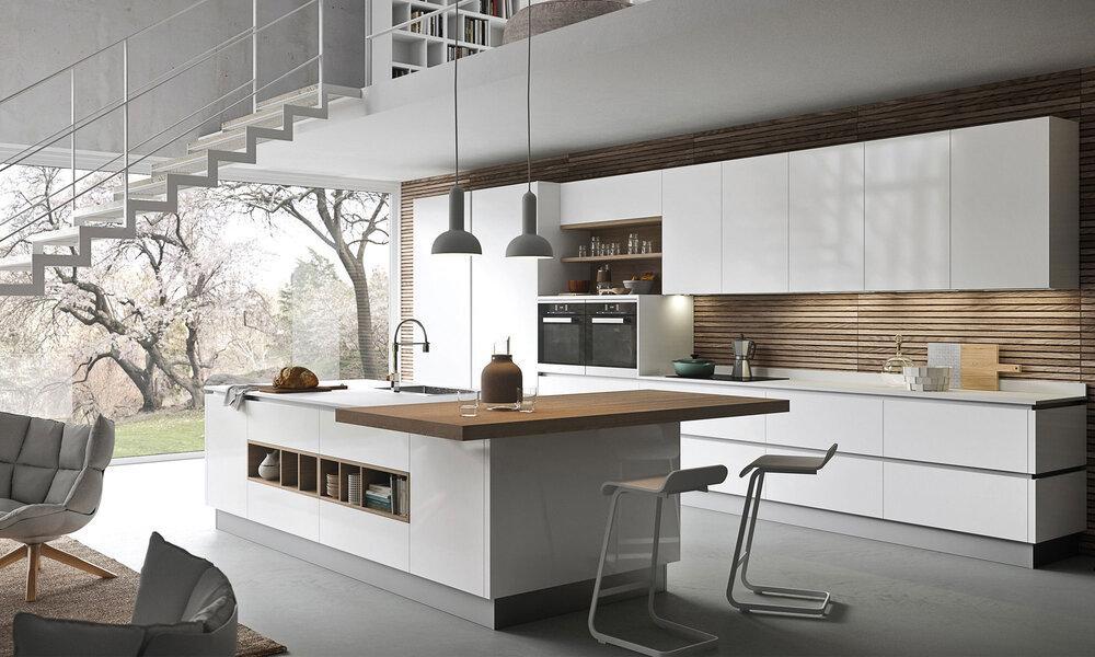برای بازسازی آشپزخانه چه طرحی مناسب است؟