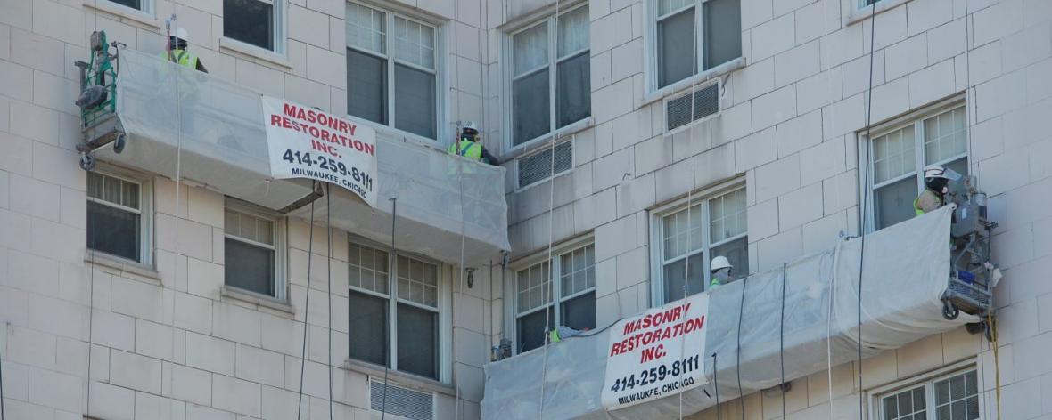 بازسازی نمای ساختمان چگونه است؟