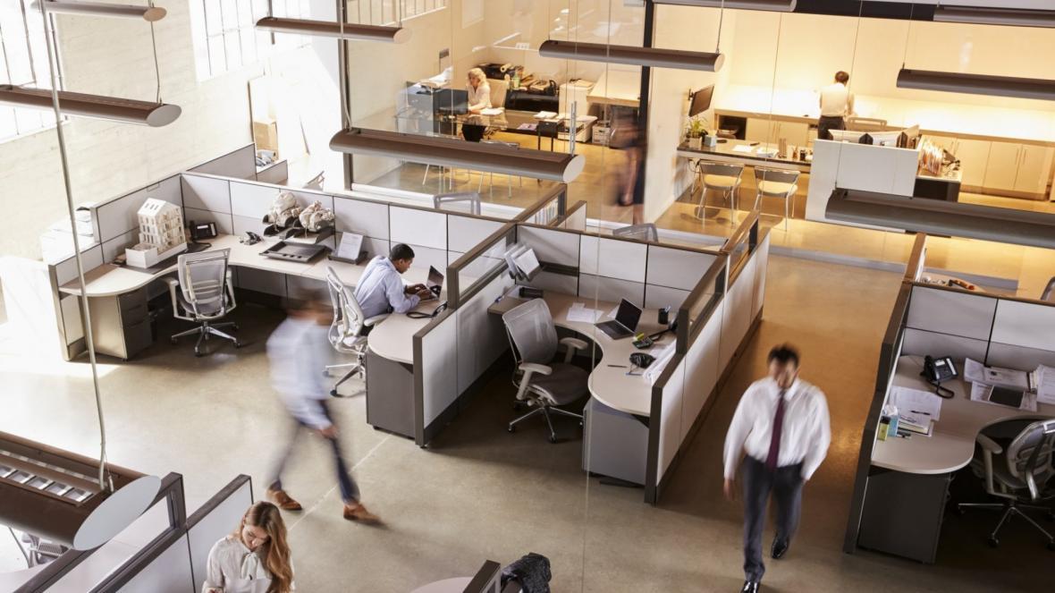 نکته هایی برای طراحی دکوراسیون داخلی اداری
