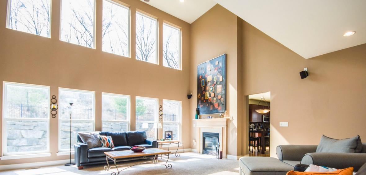 آوردن نور طبیعی به خانه در بازسازی ساختمان