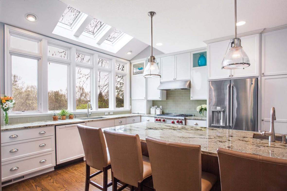 راهکارهای نوردهی در زمان بازسازی ساختمان