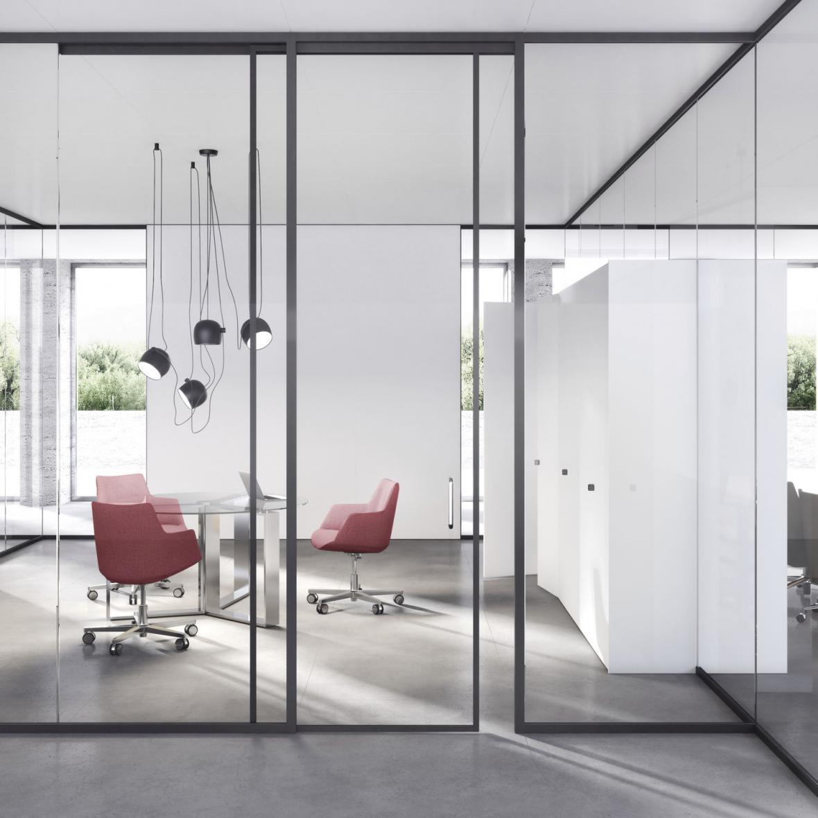 انواع پارتیشن برای فضاهای اداری