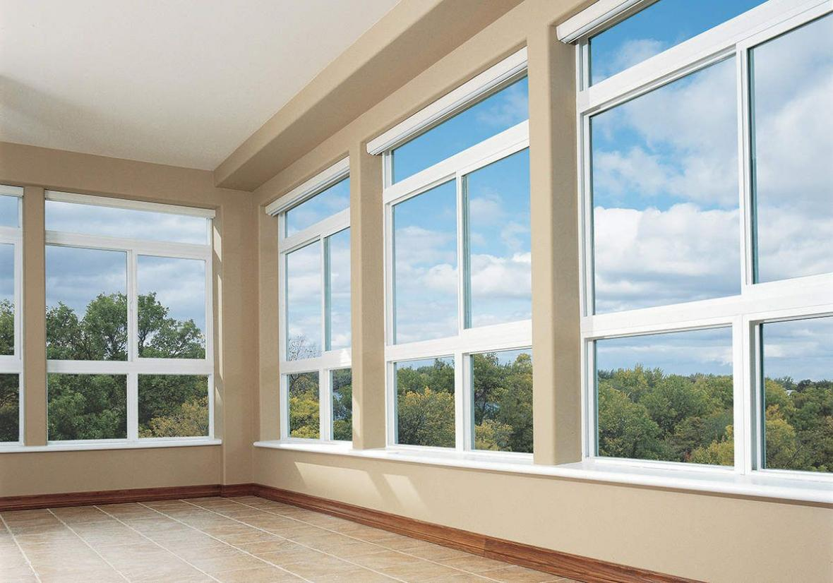 استفاده از پنجره دو جداره در بازسازی ساختمان