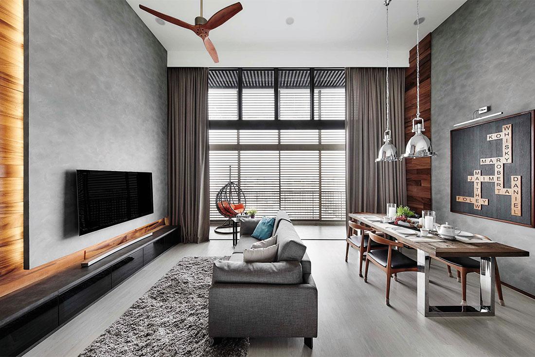 طراحی داخلی در بازسازی خانه