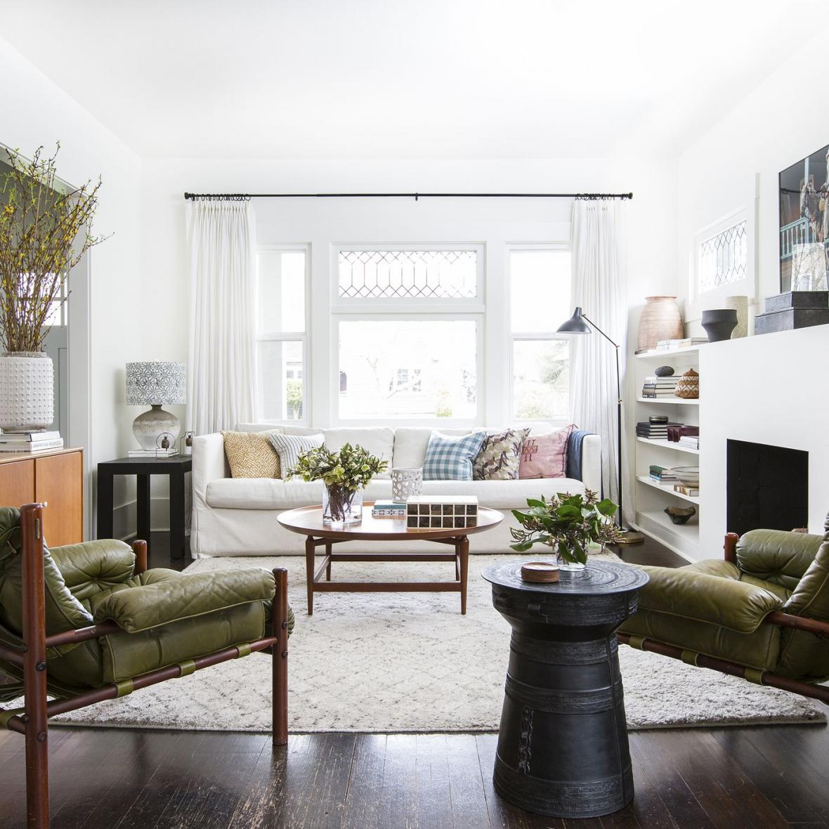 بهره بردن از طراحی داخلی برای بازسازی منزل