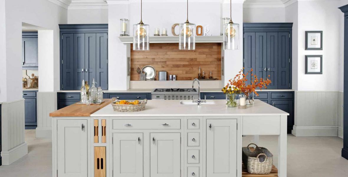طراحی دکوراسیون و بازسازی آشپزخانه