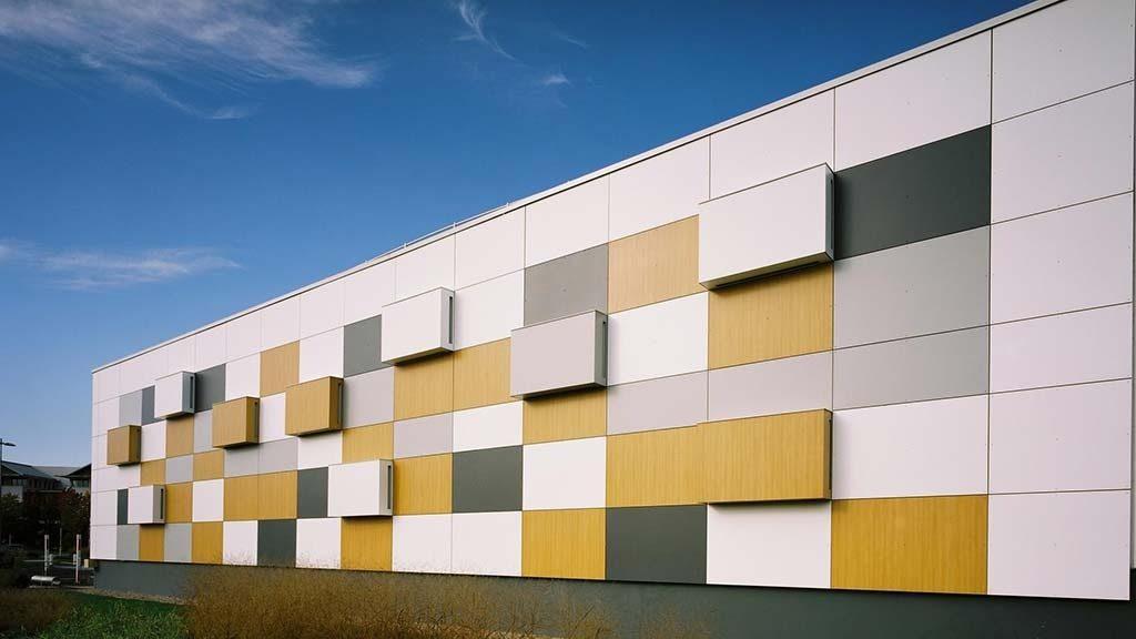 نمای کامپوزیت ساختمان چیست؟