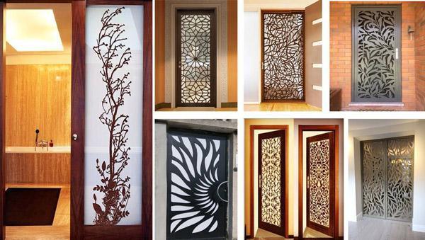 آشنایی با انواع درب چوبی برای ورودی خانه