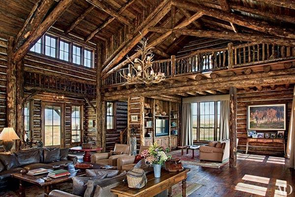 سبک معماری روستیک و المان های آن را بشناسیم