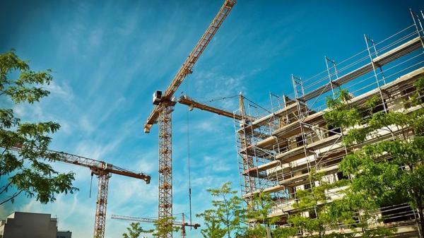 چطور یک ساختمان مسکونی ساخته میشود؟