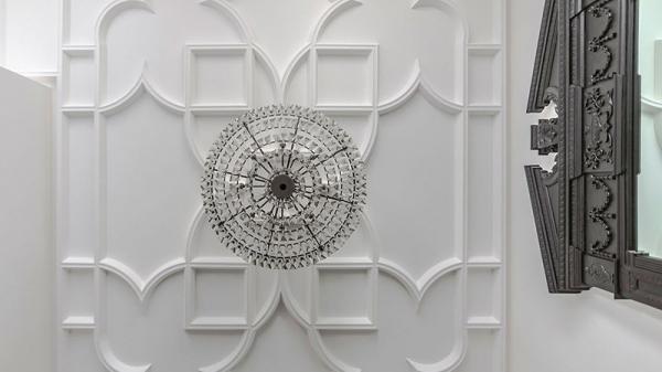 گچبری دیوار و تاثیر آن در معماری داخلی