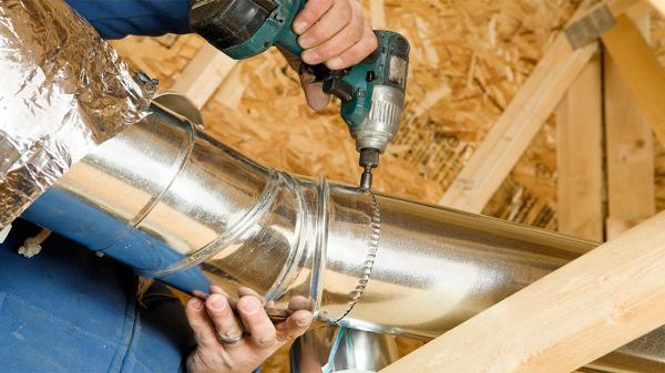 اجرای کانال کشی ساختمان و روشهای فنی