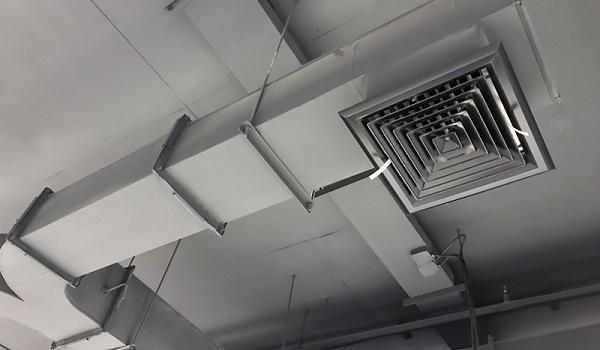 نحوه کانال کشی کولر آبی در ساختمان