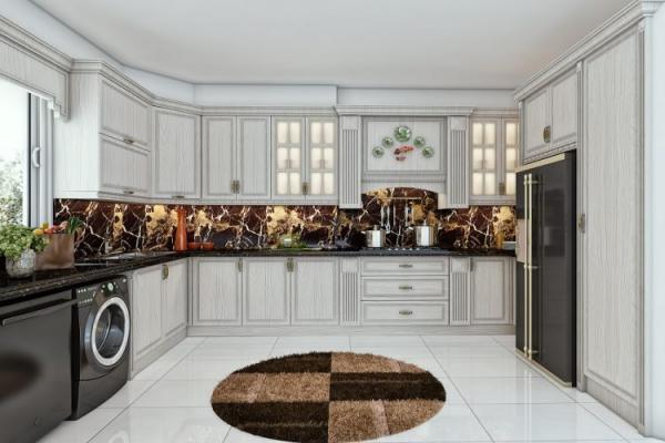 انواع کابینت آشپزخانه در عملیات بازسازی