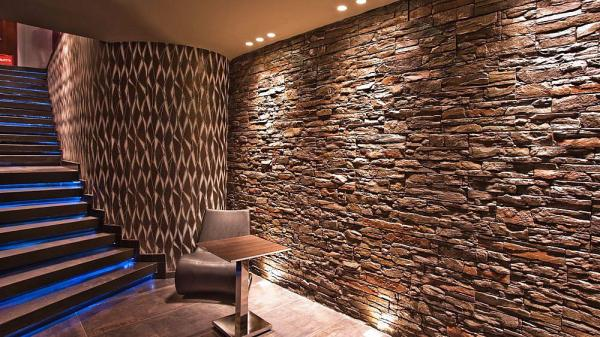 آشنایی با موارد استفاده از سنگ مصنوعی در نمای ساختمان