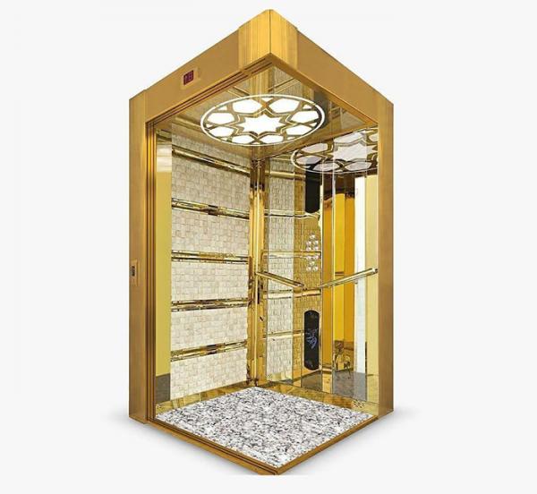 بخش های تشکیل دهنده کابین آسانسور