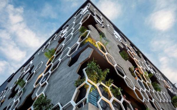 برای نمای ساختمان چه کنیم؟