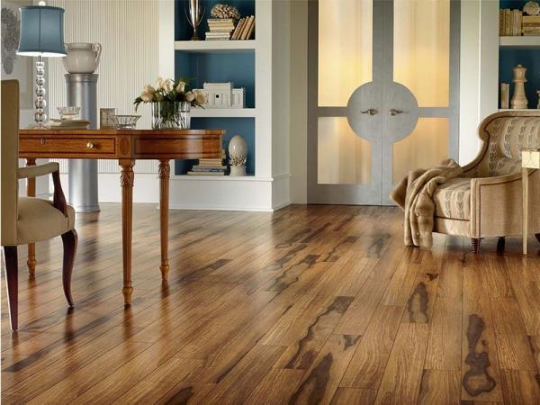 استفاده از پارکت لمینت (Laminate Flooring) در بازسازی و ساخت خانه