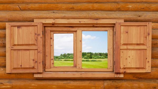 آیا پنجره چوبی همچنان در ساخت و ساز کاربردی است؟