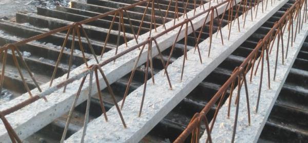 تیرچه چیست و چه نقشی در ساخت ساختمان دارد؟