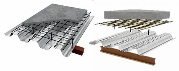 عرشه فولادی چیست و چه کاربردی دارد؟