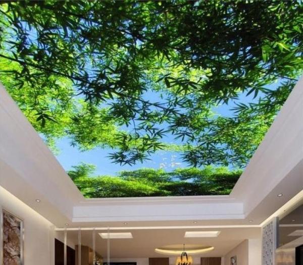 سقف کاذب آسمان مجازی چه مزایا و ویژگی هایی دارد؟